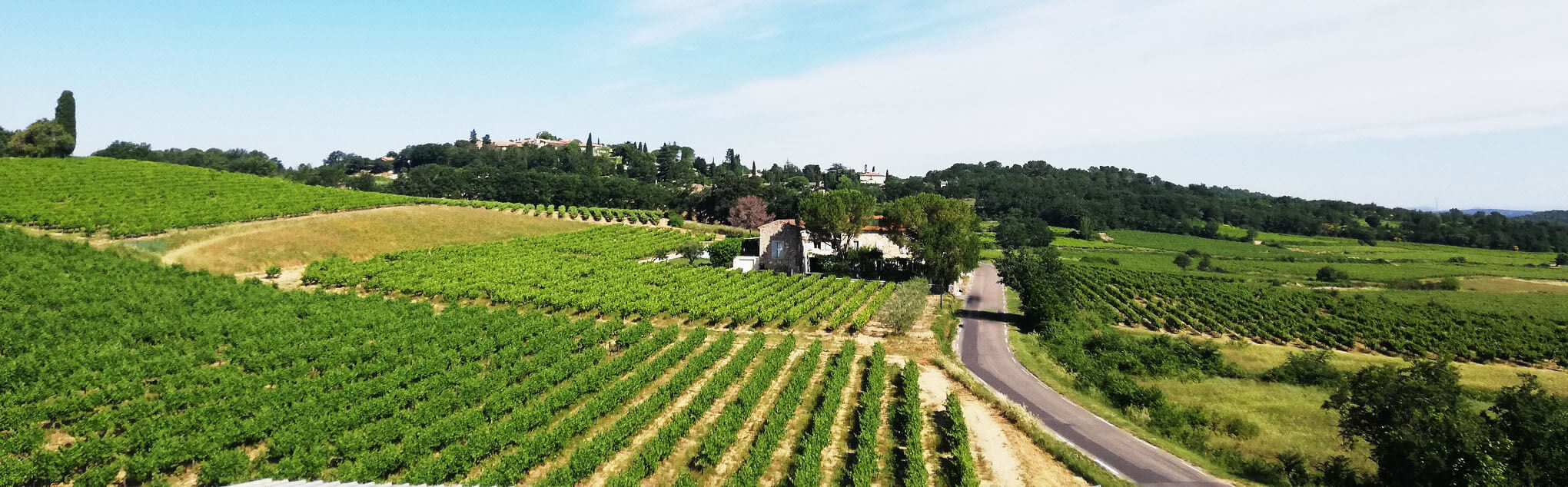 Vignes Cruviers sans voiture