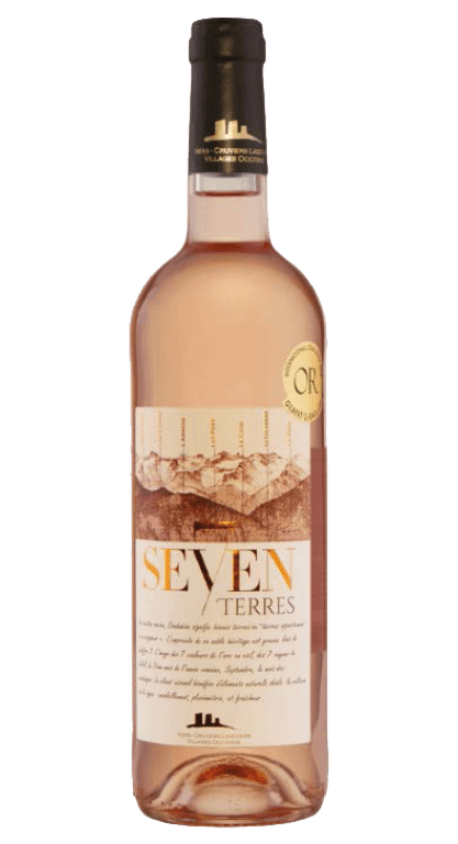 Seven terre rosé