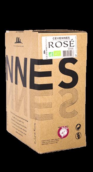Cévennes Bib Rosé 3 litres