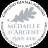 Médaille Argent Paris 2018