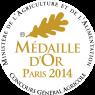 Medaille Or Paris 2014-min