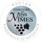 Médaille 2016 Nîmes